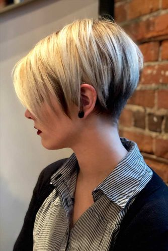 Long Pixie Magic Power Of Short Hair #shorthairstyles #shorthair #hairstyles #pixiehairstyles #blondehair
