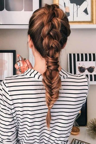 Charming Dutch Braided Hair picture 1