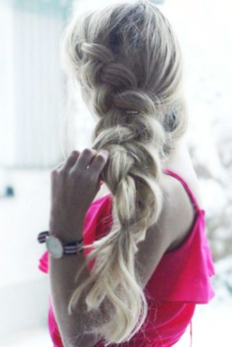 Big, Voluminous Braid picture 3