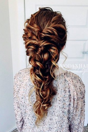 Lovely Hair with Mermaid Braids picture 1