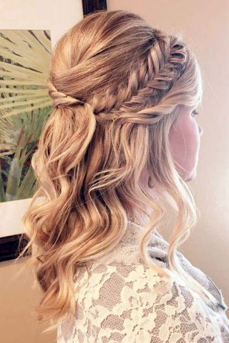 Easy Formal Hairstyles for Curly Hair picture 3