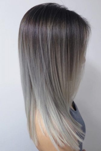 Grey Ombre Hair Ideas picture1
