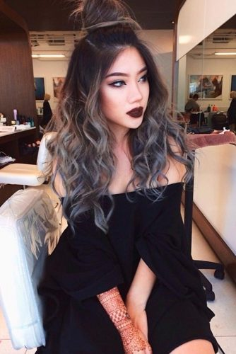 Long Grey Hair picture1