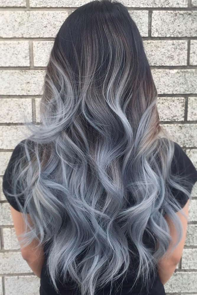 Long Grey Hair picture3