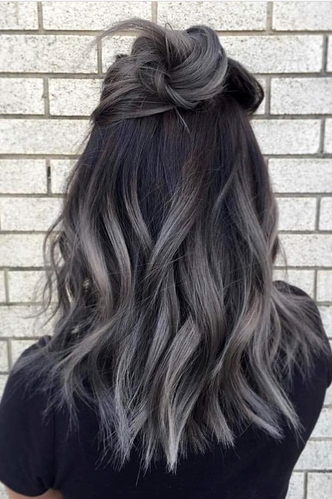 Grey Ombre Hair Ideas picture2