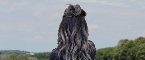 Grey Ombre Hair Ideas to Rock this Year