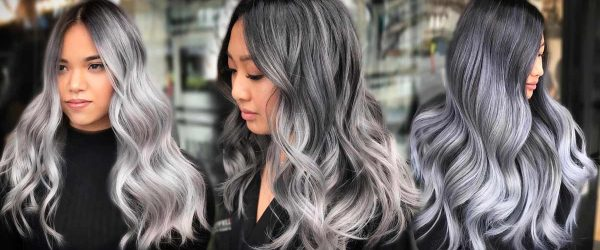 27 Grey Ombre Hair Ideas to Rock this Year
