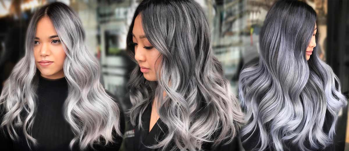 Try Grey Ombre Hair Season Lovehairstyles