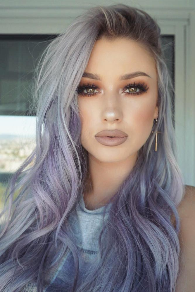 Grey with Lilac picture3
