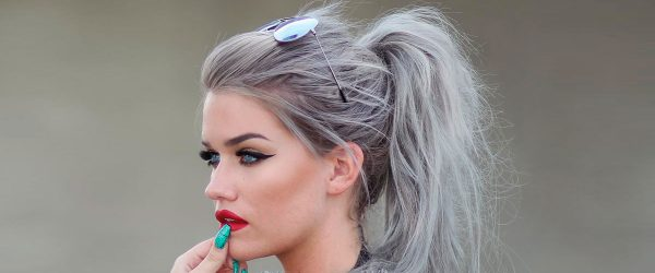 21 Grey Ombre Hair Ideas to Rock this Year