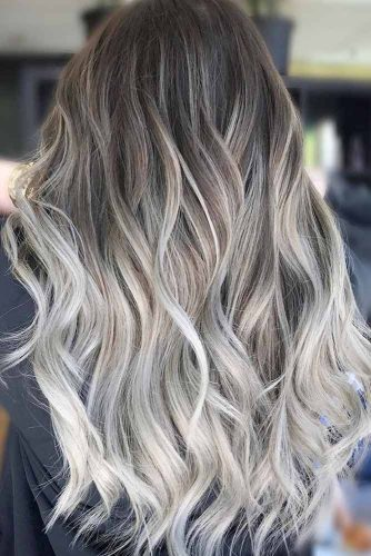 Amazing Grey Ombre Hair picture2