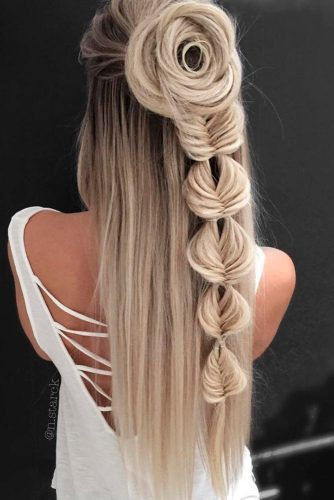 Unusual and Interesting Hairstyles picture1
