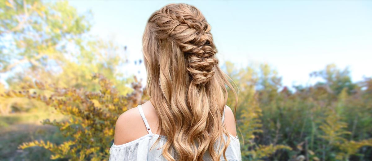 Try 42 Half Up Half Down Prom Hairstyles Lovehairstyles Com