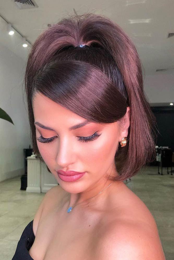 Super Sleek Ponytail #ponytail #sleekhair