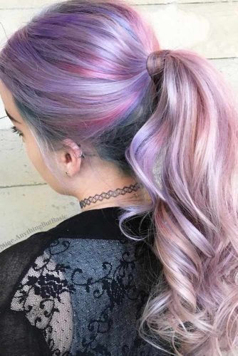 Nice Hairstyles with High Ponytail picture 1