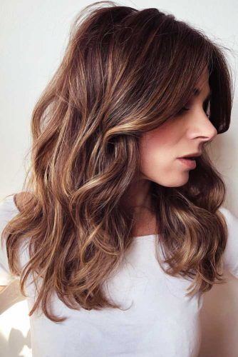 Chestnut Brown Shades #highlights #brunette