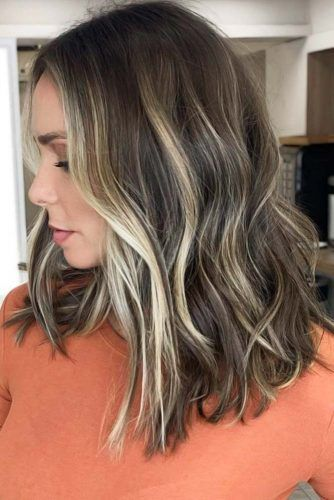 Dirty Blonde Hair With Highlights #highlights #brunette
