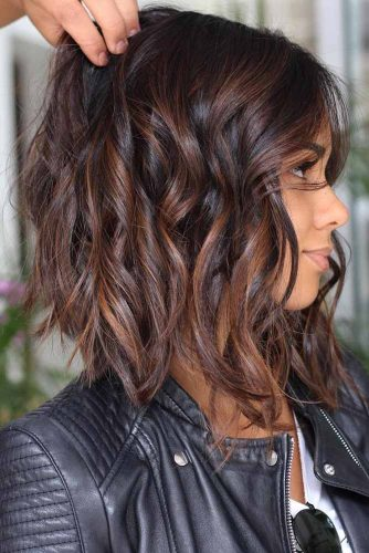 55 Highlighted Hair For Brunettes Lovehairstyles Com