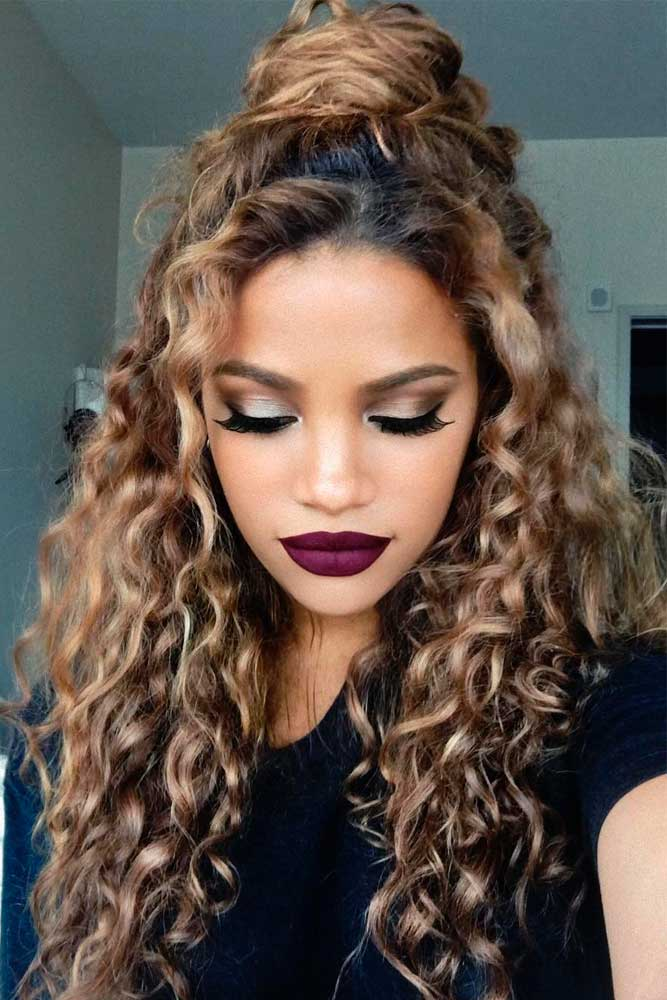 How to Make Curly Hair at Home picture3