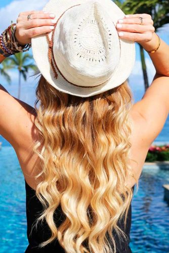 Long Hairstyles for Weekends picture1