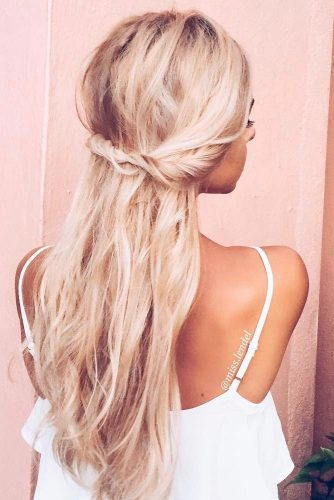 Long Hairstyles for Weekends picture3