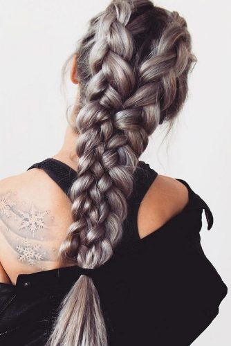 Braided Hair Styles for Long Hair picture2