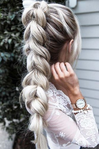 Hair Styles for Long Hair with Braids picture1