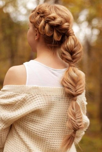 Hair Styles for Long Hair with Braids picture2