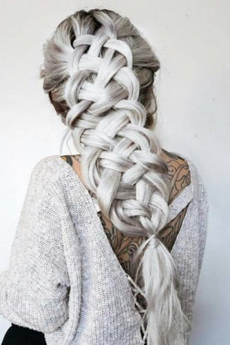 Hair Styles for Long Hair with Braids picture3