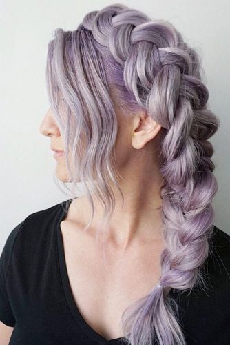 Light Purple Hair Ideas picture 1