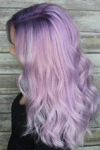 Light Purple Hair Ideas picture 2