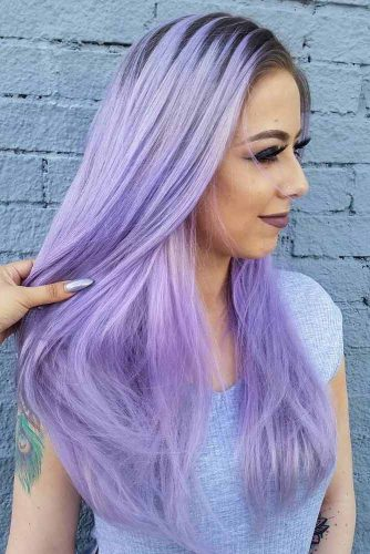 Eye-Catching Hair Colors for Long Hair picture3