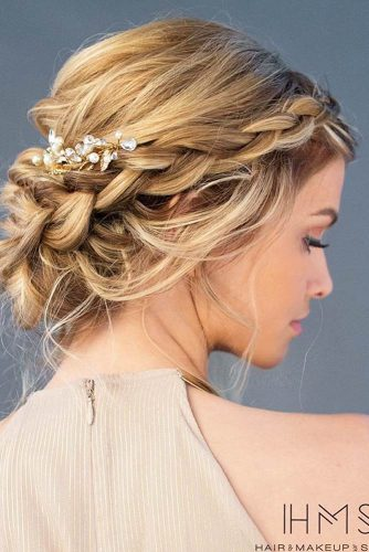 Make Your Look More Sophisticated with Beautiful Updo Hairstyles picture 2