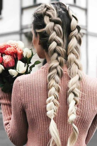 Try These Braids and Look Like a Princess picture 3