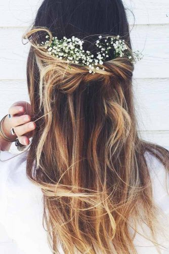 Simple and Beautiful Hairstyles for Special Occasion picture 2