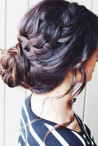 Make Your Look More Sophisticated with Beautiful Updo Hairstyles picture 1