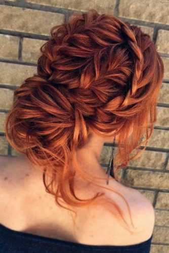 Mind-blowing Charming Updos picture 1