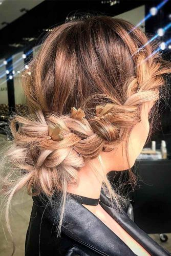 Braided Crown for Your Prom Night picture3
