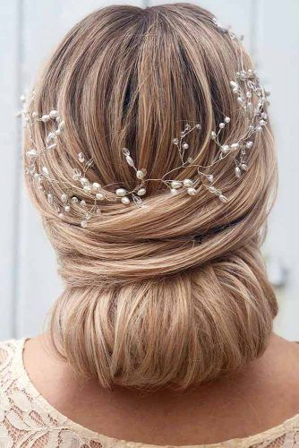 Twisted Styles For Your Prom Hair Accessories #promhair #updo