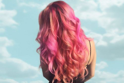 39 Amazing Pink Ombre Hair Ideas