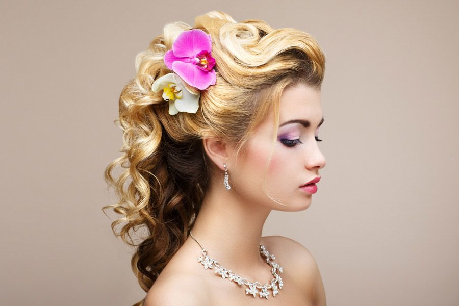 Half Up Half Down Prom Hairstyles You'll Fall In Love With