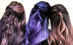 Light Purple Hair Color Ideas