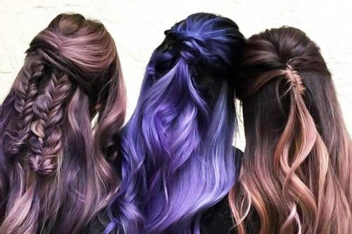 36 Light Purple Hair Color Ideas