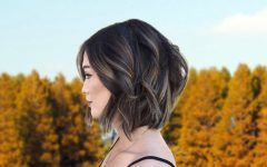 Totally Trendy Layered Bob Hairstyles For 2019