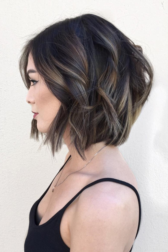 Sexy Layered Bob Hairstyles