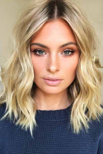 Hottest Styles For Medium Hair #mediumhair #bob