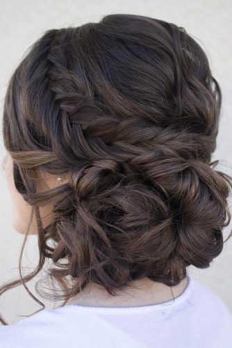 Pretty Updos for Medium Hair pic 3