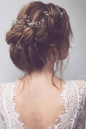 Elegant Updos for Medium Hair pic 3