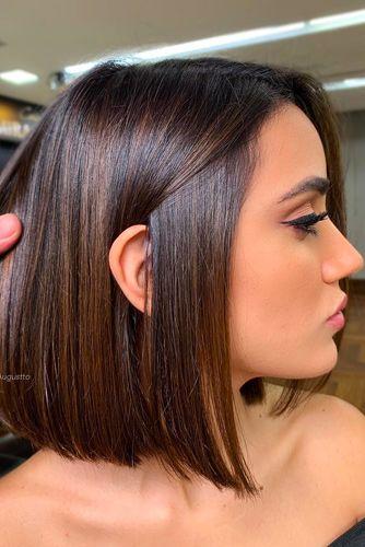 A-line Bob Haircuts