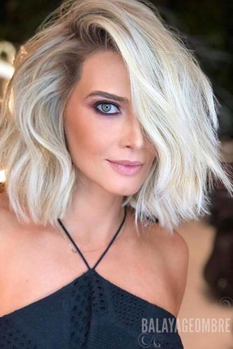 Bob Haircut with Big Volume